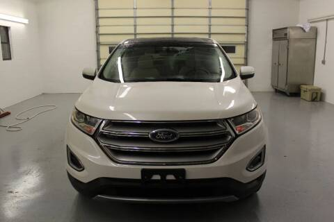 2017 Ford Edge for sale at RAYBURN MOTORS in Murray KY