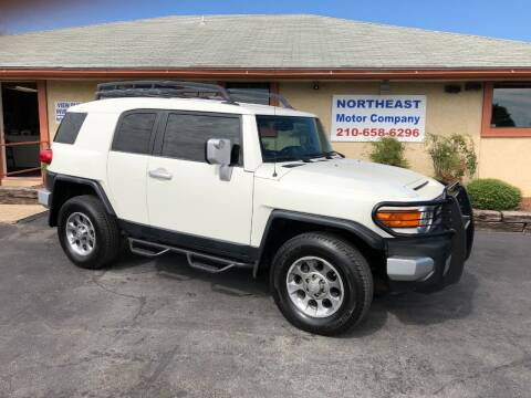 2011 Toyota FJ Cruiser for sale at Northeast Motor Company in Universal City TX