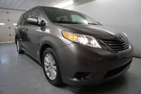 2016 Toyota Sienna for sale at World Auto Net in Cuyahoga Falls OH