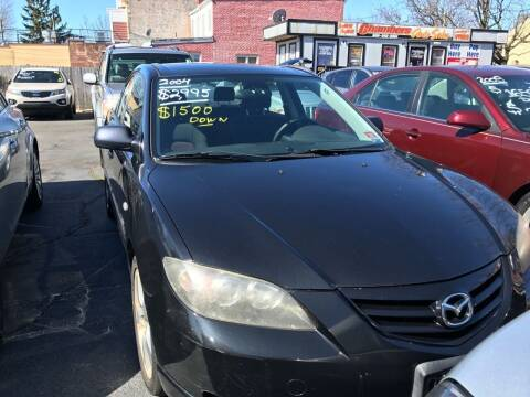 2005 Mazda MAZDA3 for sale at Chambers Auto Sales LLC in Trenton NJ
