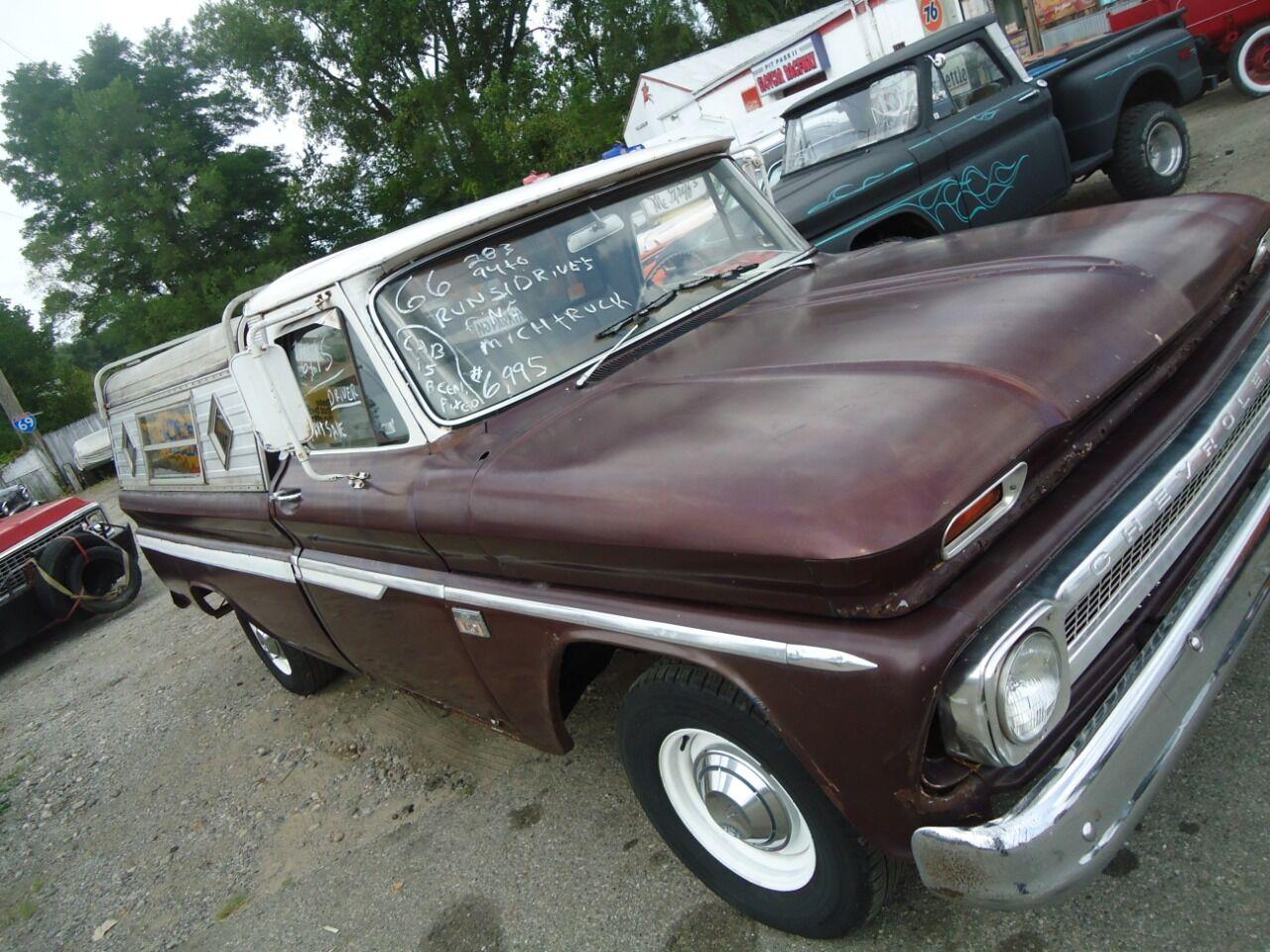 1966 Chevrolet C/K 10 Series 25