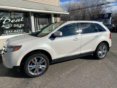 2011 Ford Edge for sale at Real Deal Auto Sales in Auburn ME