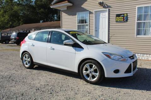 2014 Ford Focus for sale at Auto Force USA in Elkhart IN