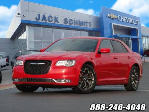 2016 Chrysler 300 for sale at Jack Schmitt Chevrolet Wood River in Wood River IL