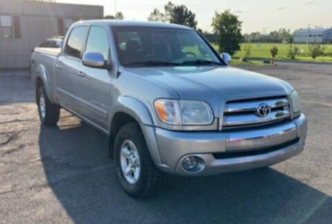 2006 Toyota Tundra for sale at BSA Pre-Owned Autos LLC in Hinton WV