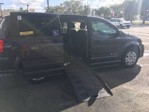 2015 Dodge Grand Caravan for sale at Diversified Auto Sales of Orlando, Inc. in Orlando FL