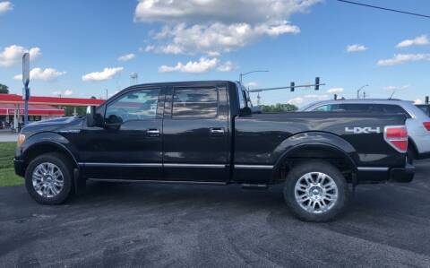 2010 Ford F-150 for sale at Village Motors in Sullivan MO