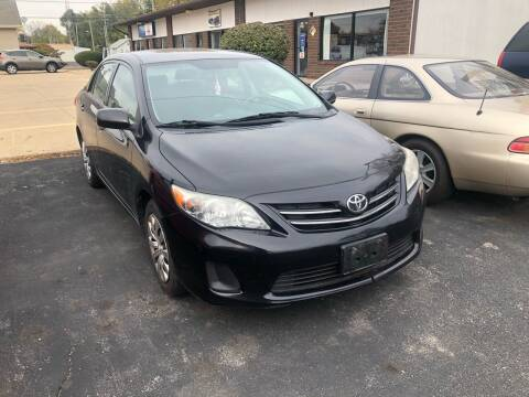 2013 Toyota Corolla for sale at Prospect Auto Mart in Peoria IL