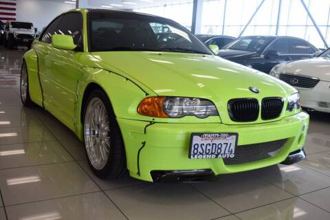 2002 BMW 3 Series for sale at Legend Auto in Sacramento CA