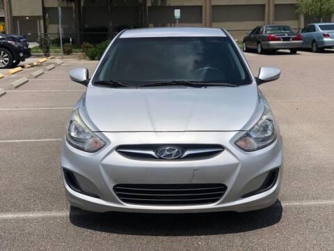 2012 Hyundai Accent for sale at Carlando in Lakeland FL