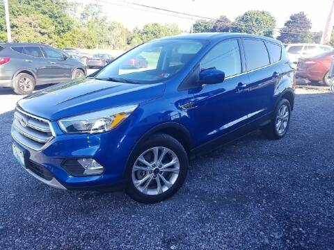2017 Ford Escape for sale at Cascade Used Auto Sales in Martinsburg WV