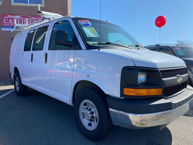 2014 Chevrolet Express for sale at Carlider USA in Everett MA