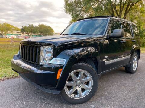 2012 Jeep Liberty for sale at Powerhouse Automotive in Tampa FL