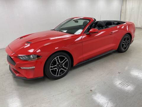 2020 Ford Mustang for sale at Kerns Ford Lincoln in Celina OH