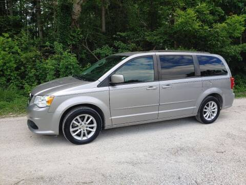 2015 Dodge Grand Caravan for sale at Doyle's Auto Sales and Service in North Vernon IN