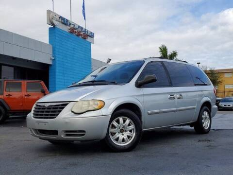 2005 Chrysler Town and Country for sale at Tech Auto Sales in Hialeah FL