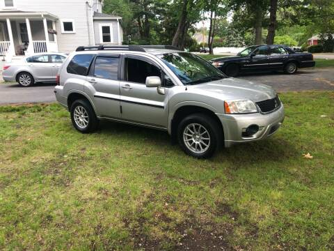 2010 Mitsubishi Endeavor for sale at Billycars in Wilmington MA