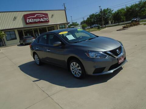2019 Nissan Sentra for sale at Eastep Auto Sales in Bryan TX