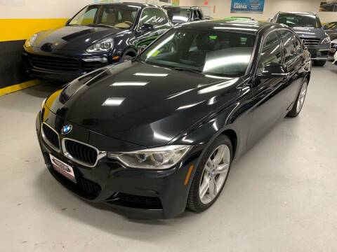 2014 BMW 3 Series for sale at Newton Automotive and Sales in Newton MA