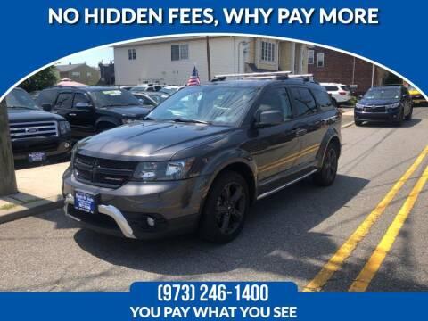 2018 Dodge Journey for sale at Route 46 Auto Sales Inc in Lodi NJ