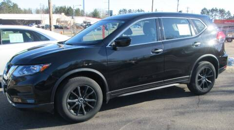 2017 Nissan Rogue for sale at The AUTOHAUS LLC in Tomahawk WI
