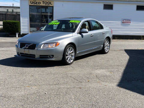 2012 Volvo S80 for sale at HYANNIS FOREIGN AUTO SALES in Hyannis MA