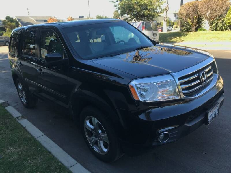 2013 Honda Pilot for sale at Autobahn Auto Sales in Los Angeles CA