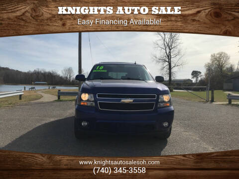 2010 Chevrolet Tahoe for sale at Knights Auto Sale in Newark OH
