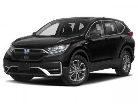 2021 Honda CR-V Hybrid for sale at APPLE HONDA in Riverhead NY