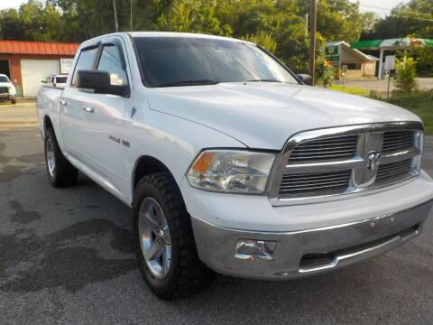 2010 Dodge Ram Pickup 1500 for sale at Empire Auto Remarketing in Shawnee OK