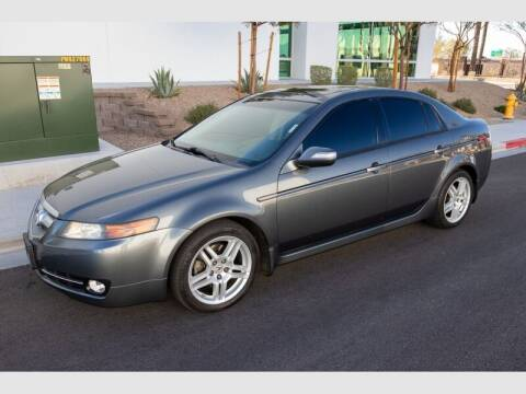 2008 Acura TL for sale at REVEURO in Las Vegas NV