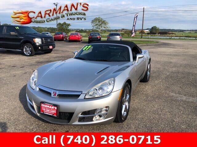 2007 Saturn SKY for sale at Carmans Used Cars & Trucks in Jackson OH