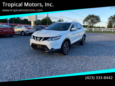 2017 Nissan Rogue Sport for sale at Tropical Motors, Inc. in Riceville TN