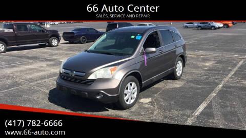 2009 Honda CR-V for sale at 66 Auto Center in Joplin MO