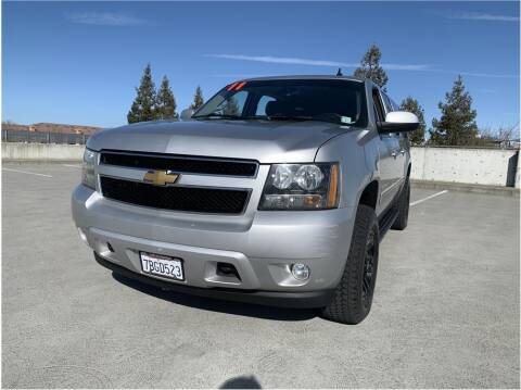 2011 Chevrolet Suburban for sale at BAY AREA CAR SALES in San Jose CA