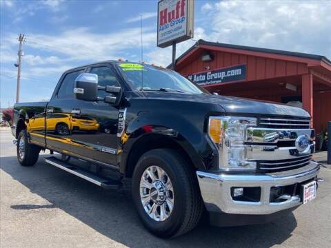 2017 Ford F-250 Super Duty for sale at HUFF AUTO GROUP in Jackson MI