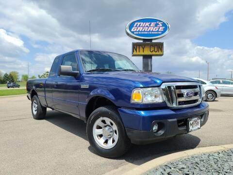 2008 Ford Ranger for sale at Monkey Motors in Faribault MN
