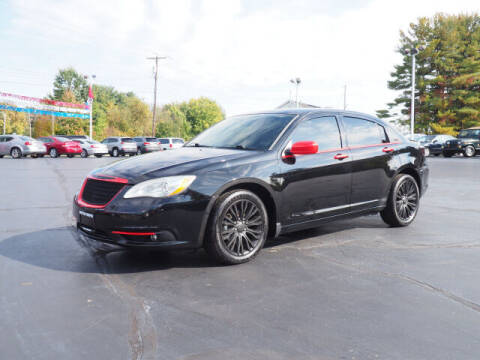 2011 Chrysler 200 for sale at Patriot Motors in Cortland OH