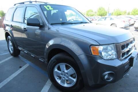 2012 Ford Escape for sale at Choice Auto & Truck in Sacramento CA
