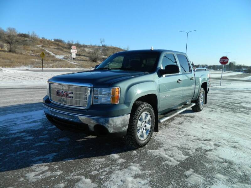 2013 GMC Sierra 1500 for sale at Dick Nelson Sales & Leasing in Valley City ND