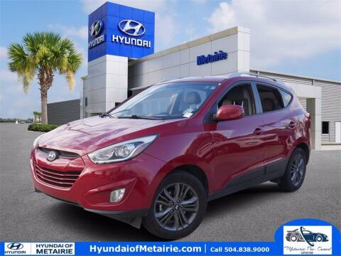 2014 Hyundai Tucson for sale at Metairie Preowned Superstore in Metairie LA