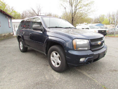 2008 Chevrolet TrailBlazer for sale at Auto Outlet Of Vineland in Vineland NJ
