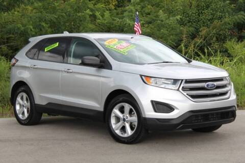 2017 Ford Edge for sale at McMinn Motors Inc in Athens TN