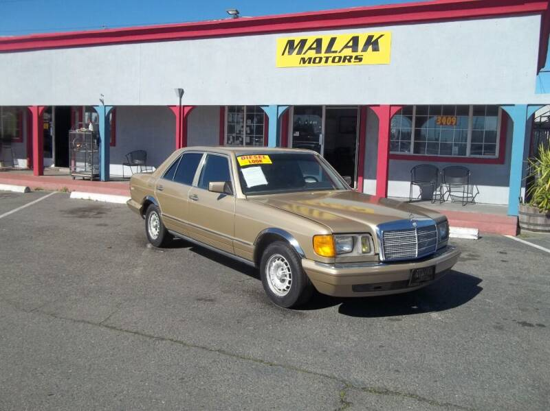 1984 Mercedes-Benz 300-Class for sale at Atayas Motors INC #1 in Sacramento CA