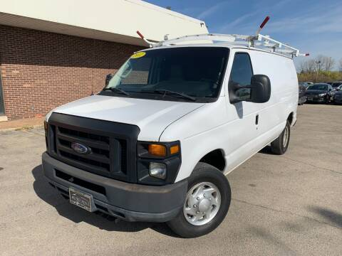 2012 Ford E-Series Cargo for sale at Auto Mall of Springfield in Springfield IL