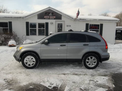 2008 Honda CR-V for sale at R & L AUTO SALES in Mattawan MI