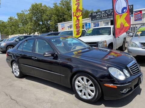 2008 Mercedes-Benz E-Class for sale at Black Diamond Auto Sales Inc. in Rancho Cordova CA