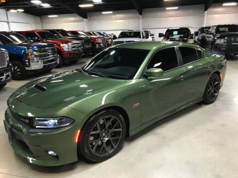 2018 Dodge Charger for sale at Diesel Of Houston in Houston TX