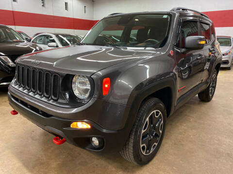 2017 Jeep Renegade for sale at Columbus Car Warehouse in Columbus OH