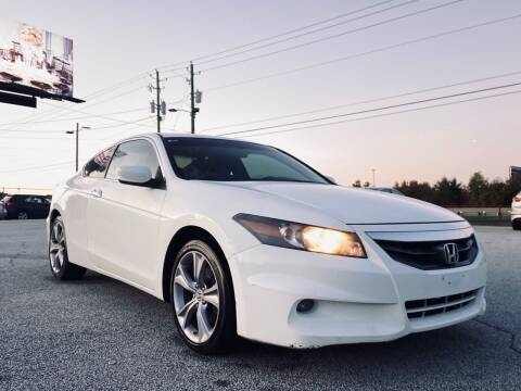 2012 Honda Accord for sale at Top Notch Luxury Motors in Decatur GA